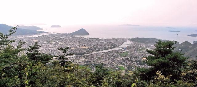 8)火山が作った萩三角州 - 萩市ホームページ