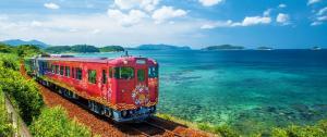 観光列車「〇〇のはなし」と萩ジオパークがコラボ!(6月29日)